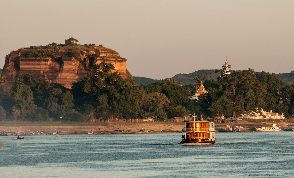 RV Kalay Pandaw River Cruise