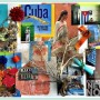 Inspiration mood board for Cuba
