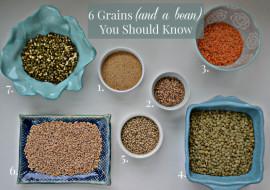 6 Ancient Grains You Should Know