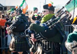 St. Patricks Day in Boston
