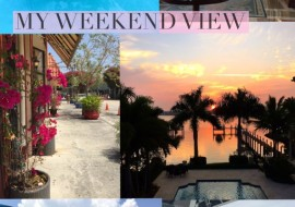 5 Reasons to Love My Weekend View No.43