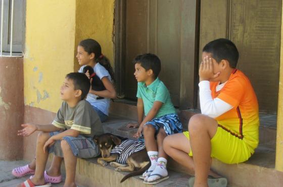 cuba-school-children