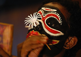 The Spell of Kathakali Dance