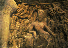Elephanta Island Mumbai-The Glory of Shiva