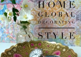 6 Ways to Bring Home Global Decorating Style