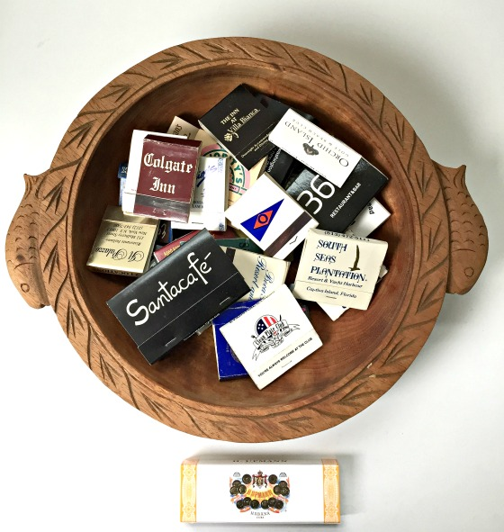 Curate a collection of matches