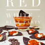 red white and blue appetizer July 4th recipe