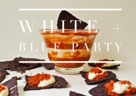 July 4th Red White and Blue Recipes