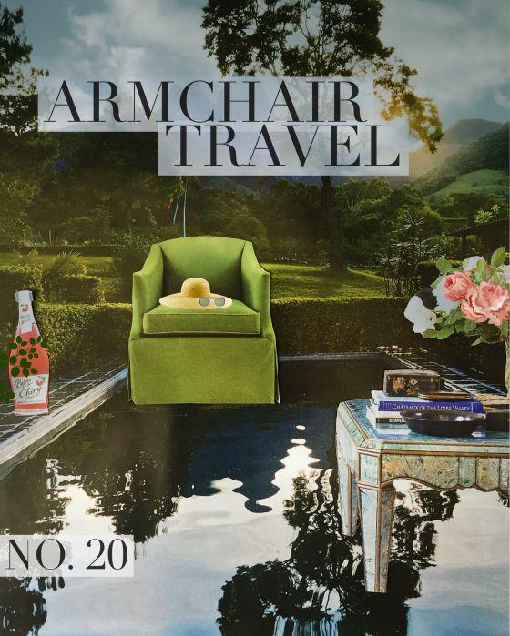 September Armchair Travel