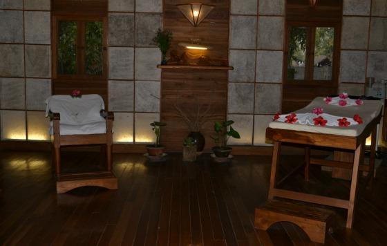 spa room idle lake resort