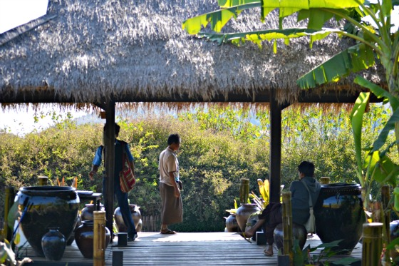 Finding sanctuary at Inle Lakeview Hotel