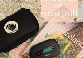 Staying Connected in Ireland #TravelWiFi