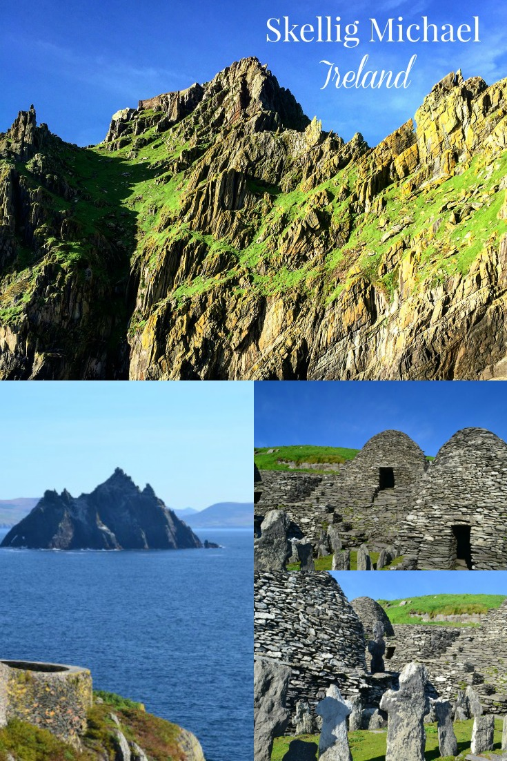 Skellig Michael in Ireland Featured in Star Wars Movie-The Force Awakens