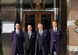 Luxury and Location Fitzwilliam Hotel Dublin