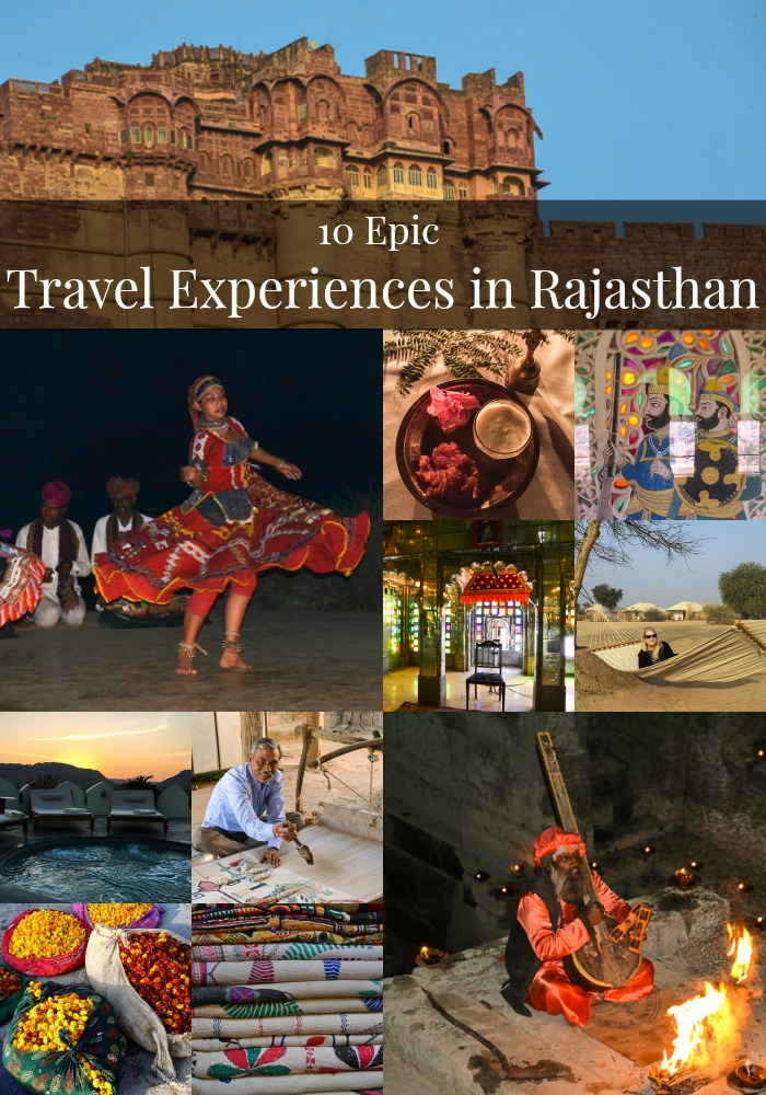 Highlights of travel in Rajasthan