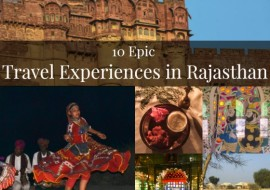 10 Epic Travel Experiences in Rajasthan