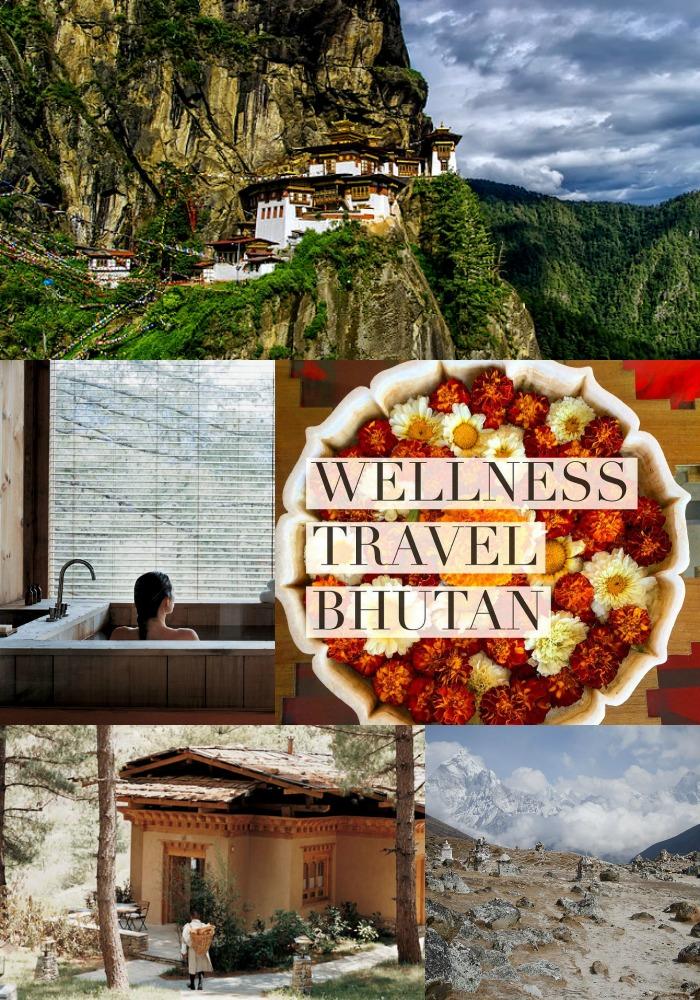 Wellness Travel in Bhutan-Hiking and Hot Stone Bath