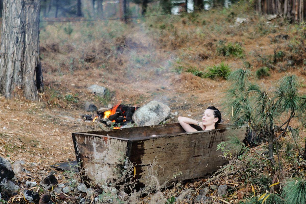 stone-bath