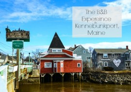 Bed and Breakfast in Kennebunkport, Maine