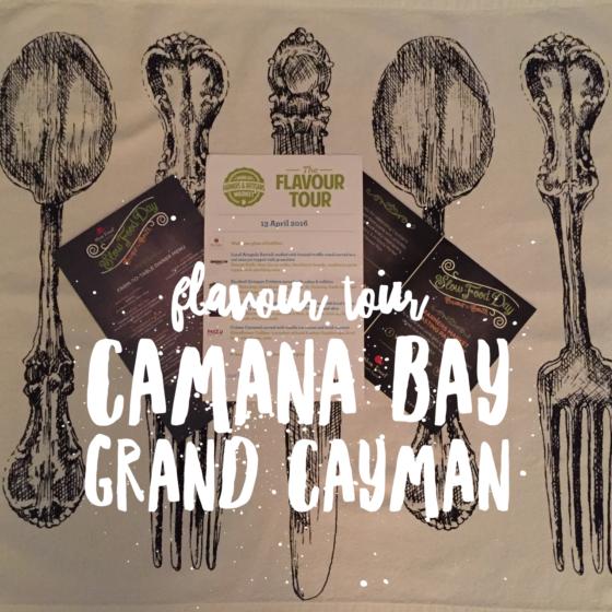 Flavour Tour Camana Bay
