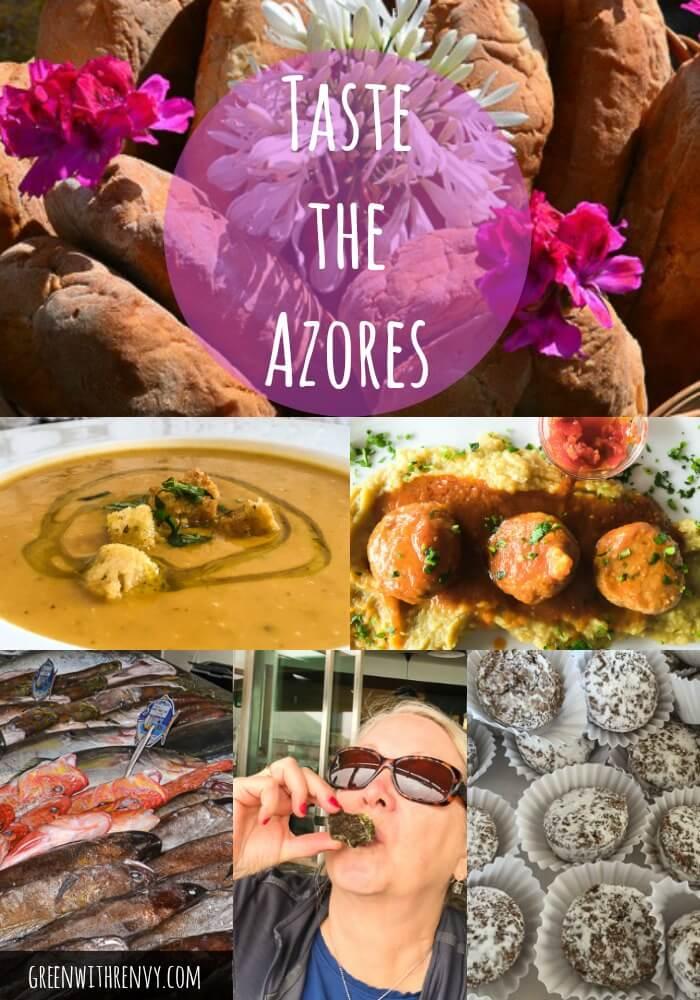 Taste the Azores