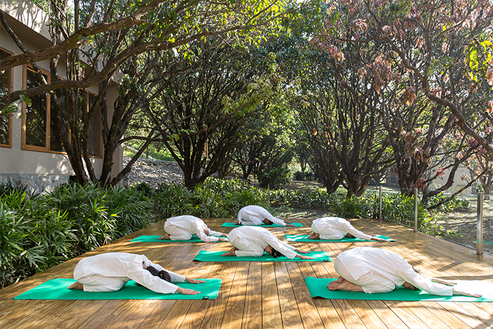 Yoga Vana Retreats