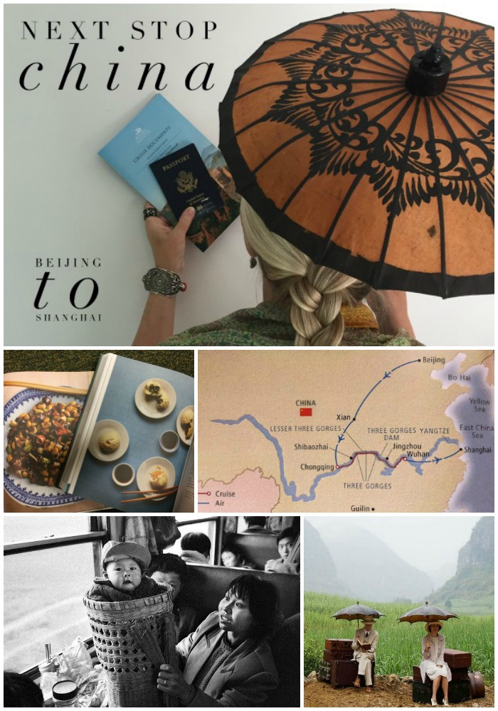 Inspiration For Viking River Cruise to China