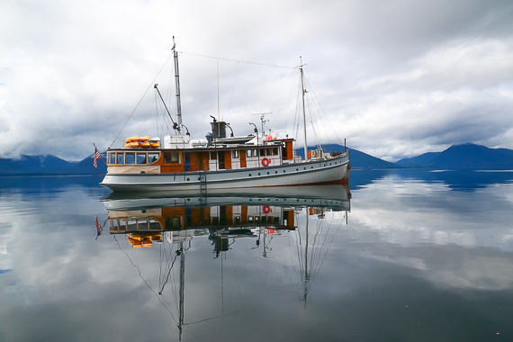 Small ship cruising with AdventureSmith Explorations