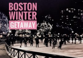 Boston Romantic Winter Getaway