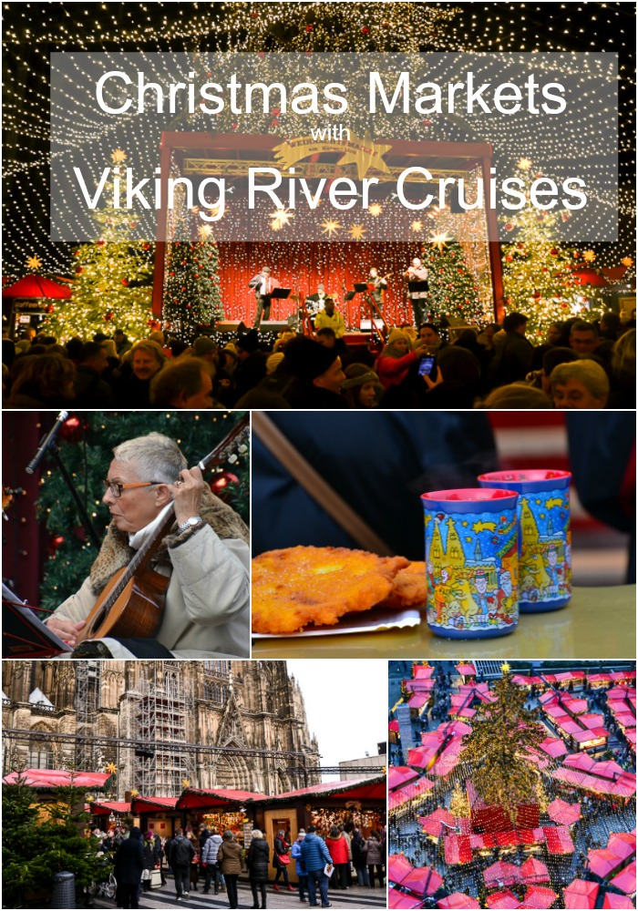 Viking River cruise Cologne Christmas Market