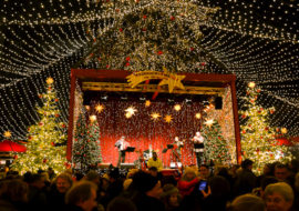 Germany's Christmas Markets-Cologne Highlight