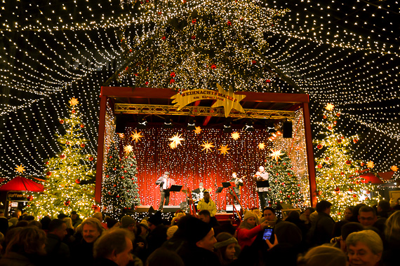 Germany's Christmas Markets-Cologne Weihnachtsmarket