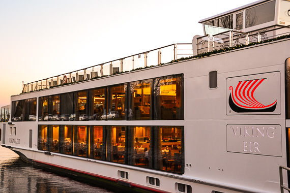 Viking River Cruises Eir ship