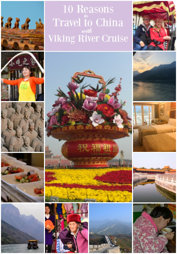 10 Reasons to travel to China with Viking River