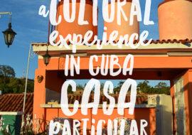 Casa Particular Cuba Homestay