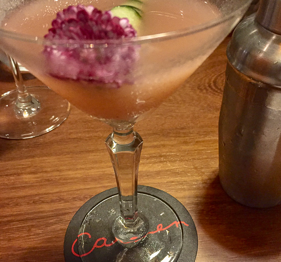 La vie en rose from Carmen in Cartagena