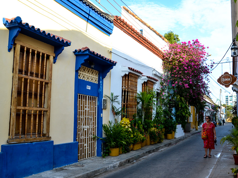 Highlights of Historic District Cartagena