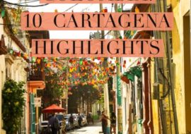 10 Cartagena Highlights-Colombia