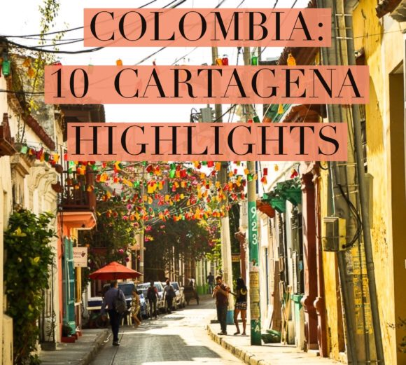 Colombia 10 Cartagena Highlights