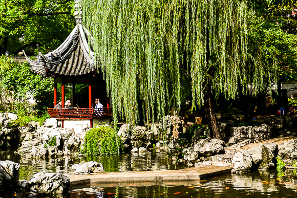 Yuyuan Garden Shanghai China Top 10