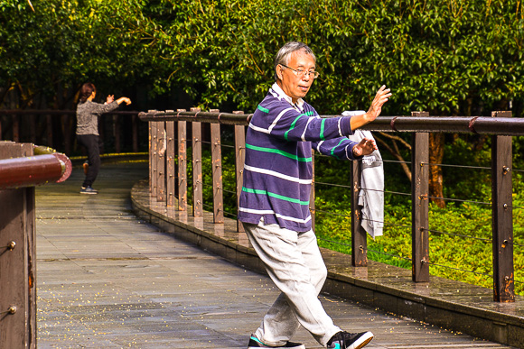 Top 10 things to do Shanghai Tai Chi