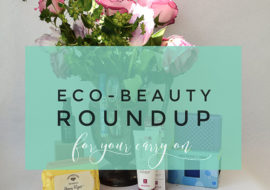 Eco Beauty Products for your Travel Bag