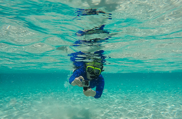 snorkel grand cayman