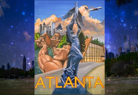Atlanta Georgia weekend getaway