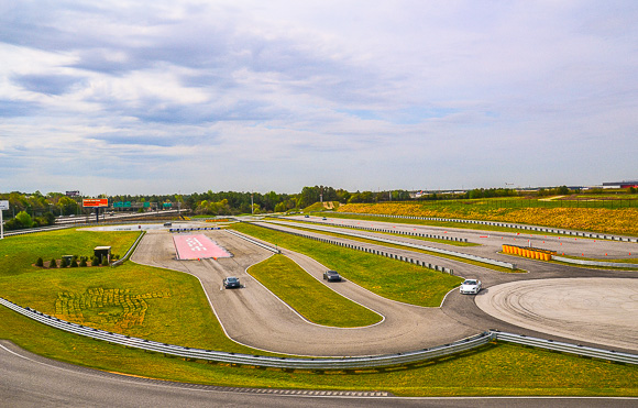 Porsche Experience Center, Atlanta, Ga