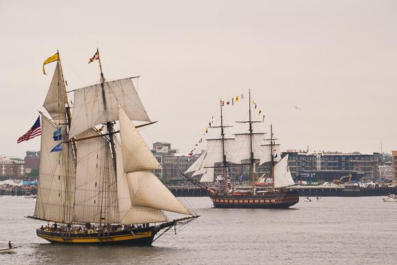 Parade of Sails Boston