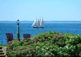 Launch Maritime Festival in Maine