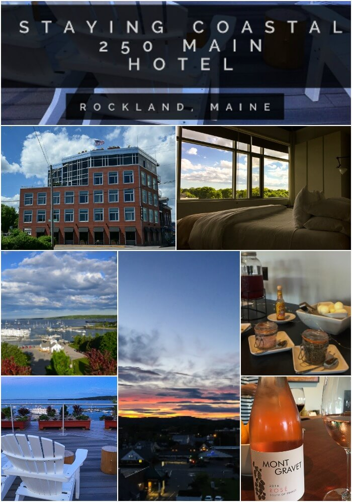 250 Main Hotel Rockland,Maine