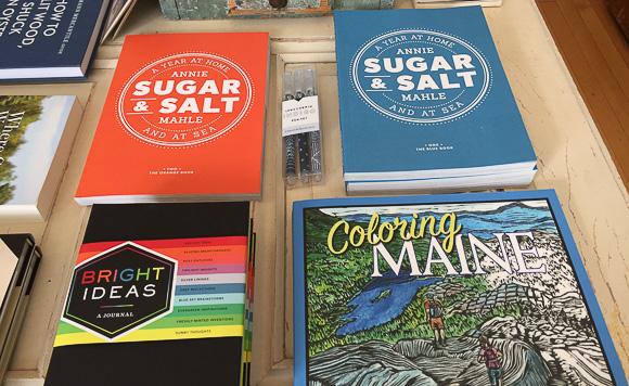 Sugar and Salt by Annie Mahle