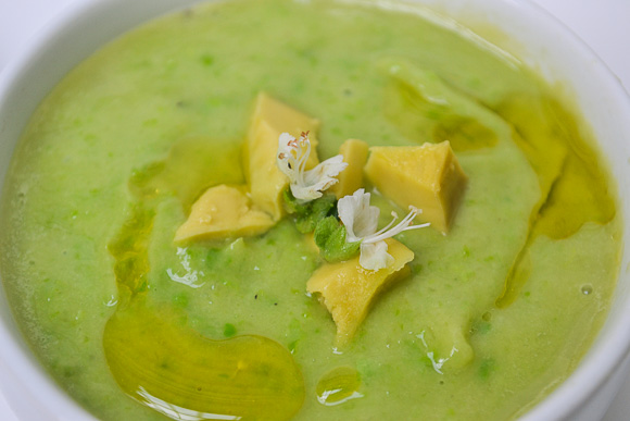 Summer pea soup maine windjammer